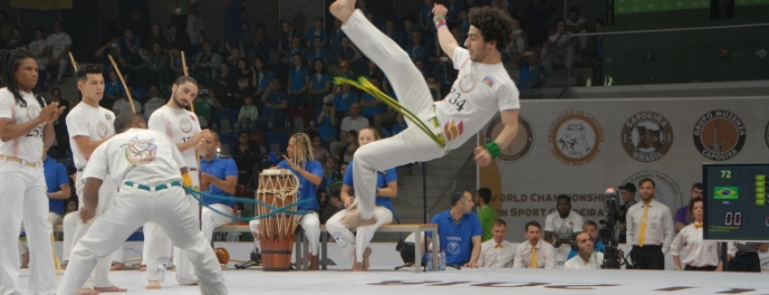 find all in Capoeira