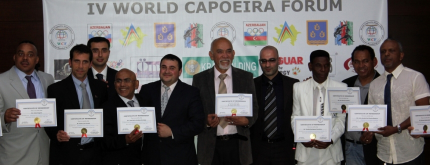 popularization of Capoeira all over the world