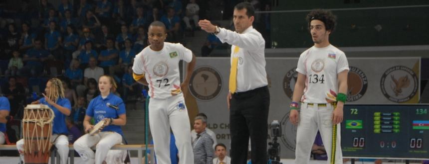 for Sport Capoeira