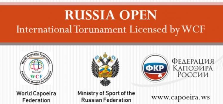 Russian Open 2020 international tournament