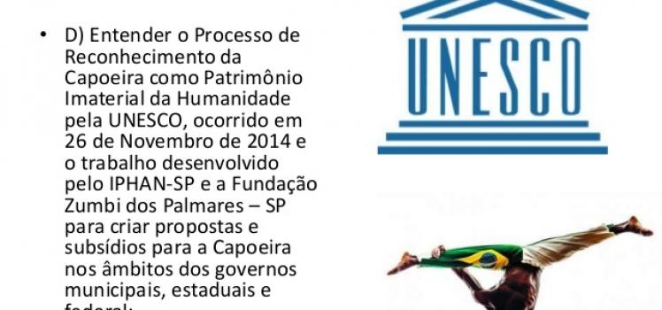 BRAZIL'S CAPOEIRA GAINS UN CULTURAL HERITAGE STATUS
