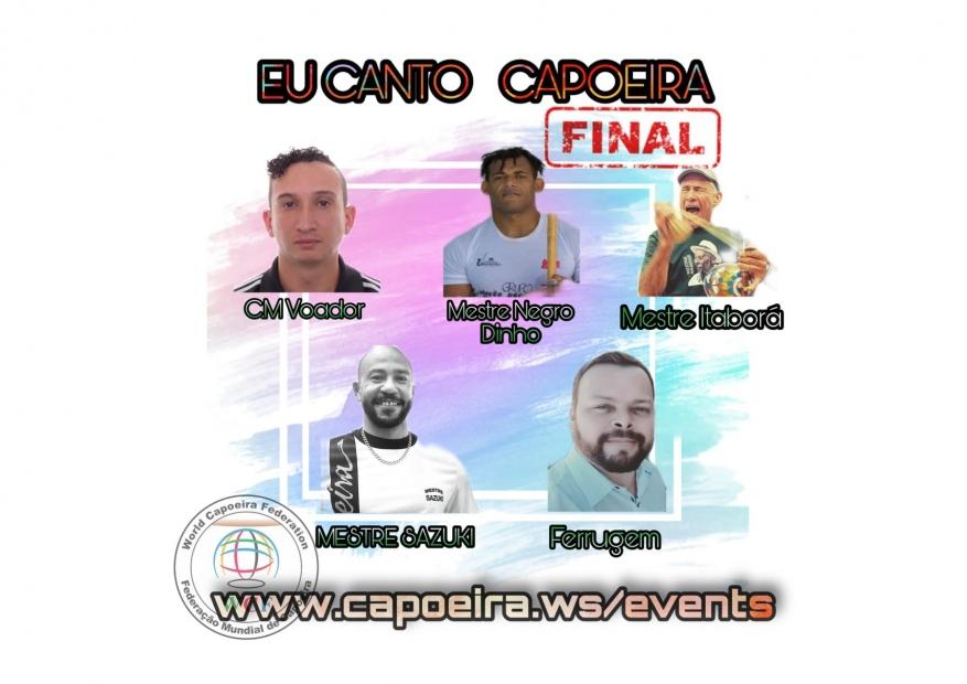 Final - Eu Canto Capoeira