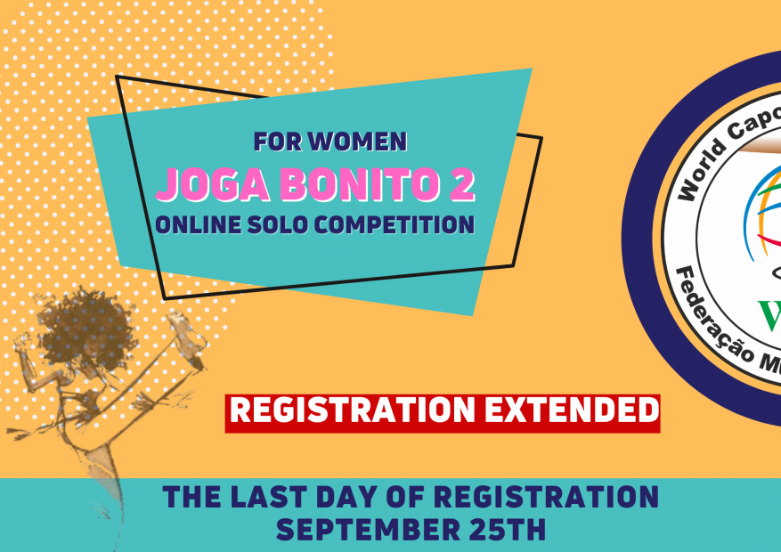 Joga Bonito 2021 - Registration Extended