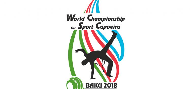 LOGO OF THE 2018 WORLD CHAMPIONSHIP
