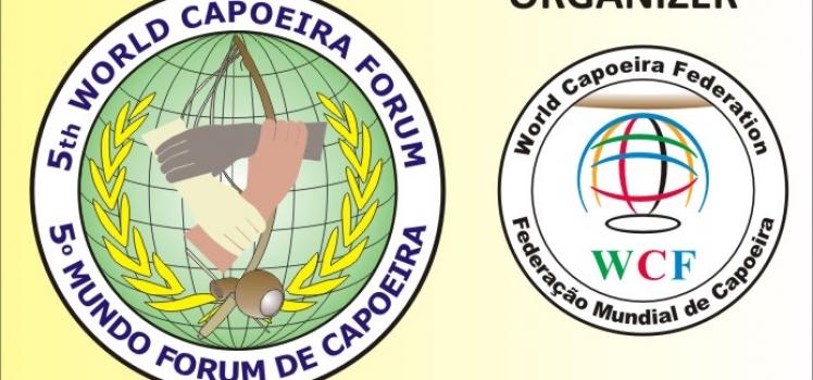 V  World Capoeira Forum