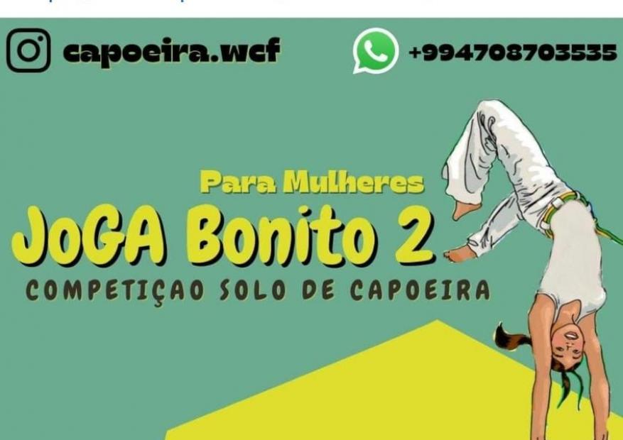 Zoom seminar Joga Bonito