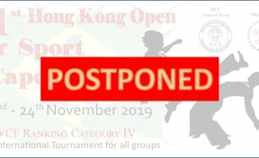 Hong Kong Open 2019